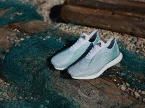 Ocean plastic dump to contribute to new Adidas shoe
