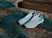 Ocean plastic dump to contribute to new Adidas shoe