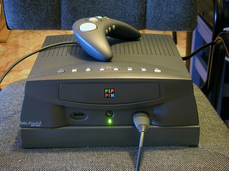 When Apple failed at hardware: Apple Pippin gaming console