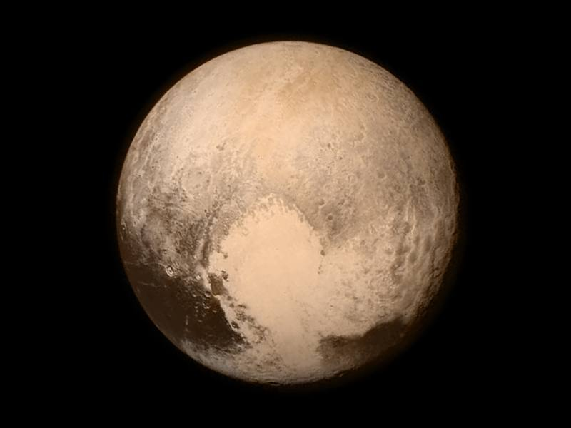 Watch: Pluto's surface revealed in new 3D video