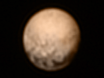 New Horizons snaps its first grainy image of Pluto surface
