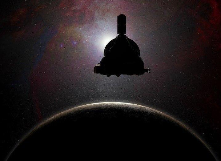Pluto illustration