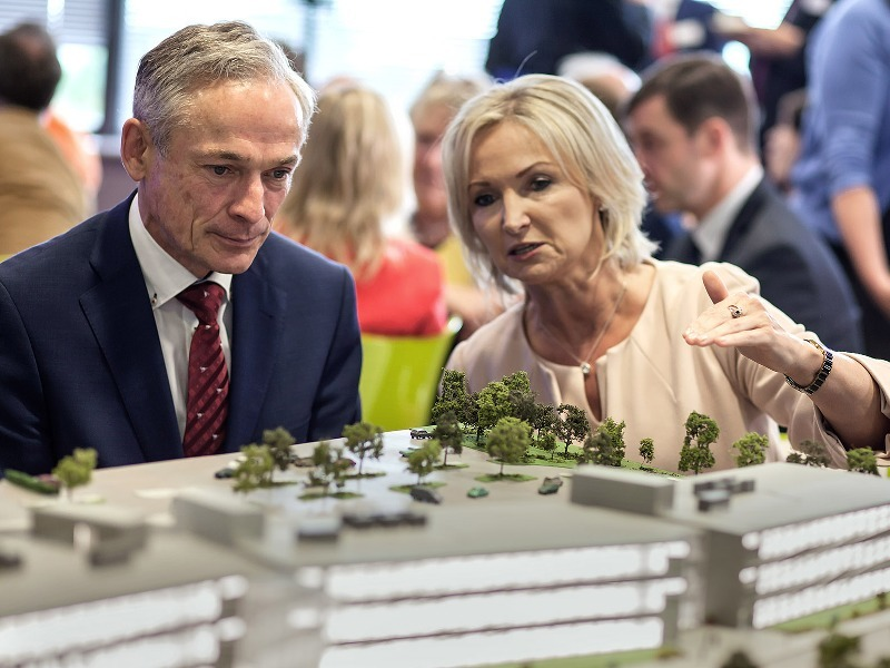 330 jobs for fintech as Pramerica expands Letterkenny facility