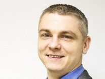 The five minute CIO: Ricardas Sveikauskas, Smarter Surfaces