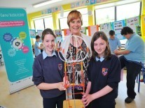 SFI grant indirectly helps Cork school develop engineering skills