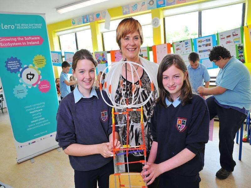 SFI grant indirectly helps Cork school develop engineering skills