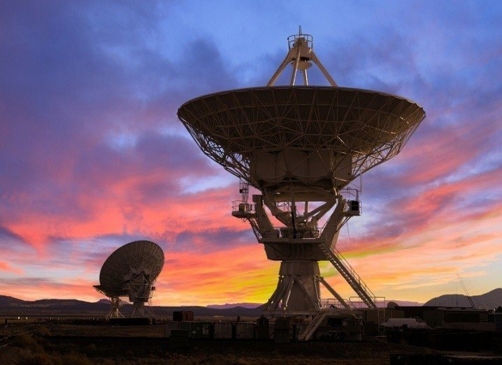 Search for alien life telescope