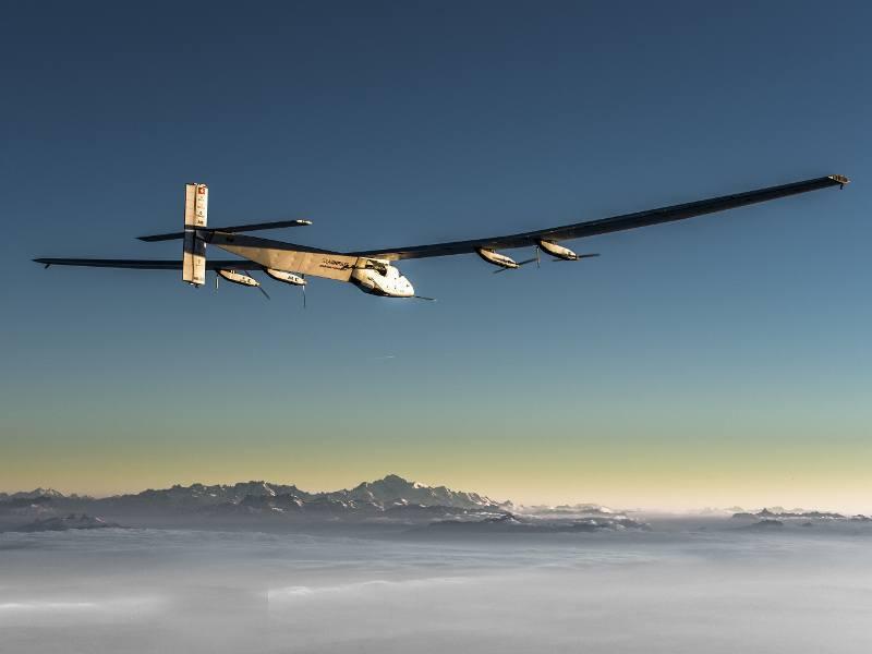 Solar Impulse 2 breaks world record for the longest solo flight in history