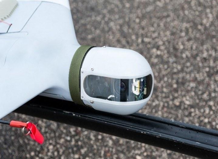 Sony drone camera