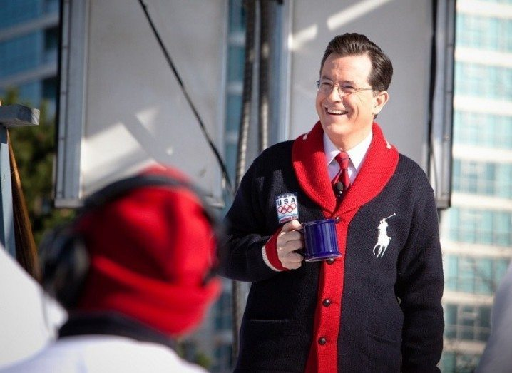 Stephen Colbert schools deGrasse Tyson