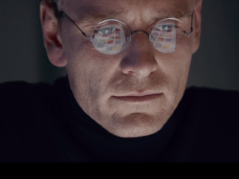 Steve Jobs trailer makes Apple corporate world look rather exciting