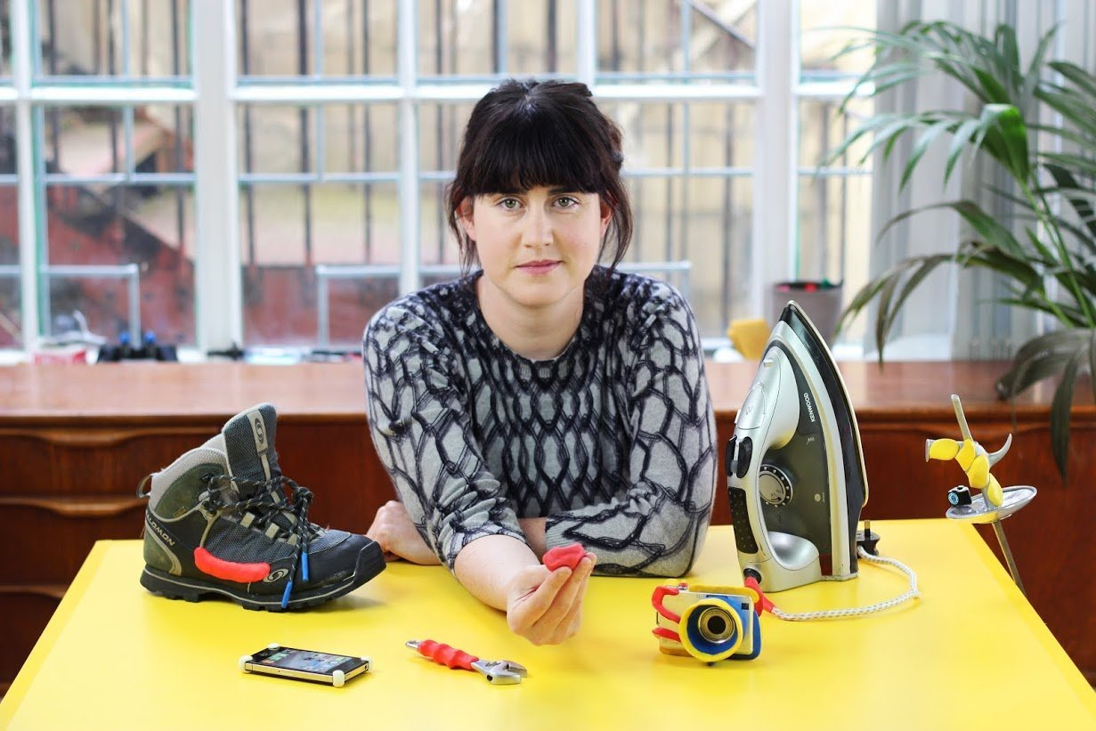 Sugru's Jane Ní Dhulchaointigh: 'This is the time of the makers'