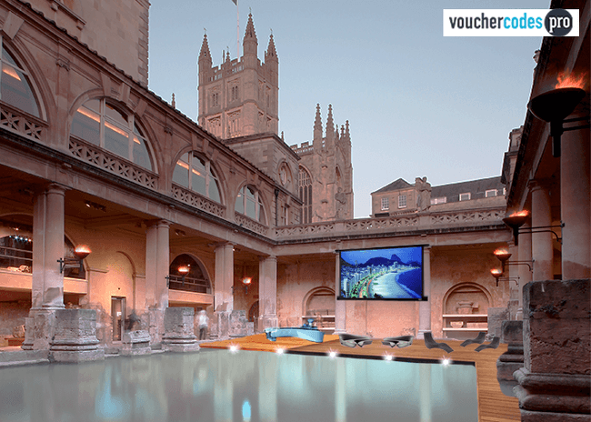 Things to see in England - Roman Baths