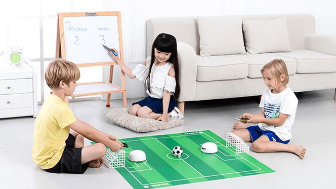 Vortex Robot football | Coding for kids