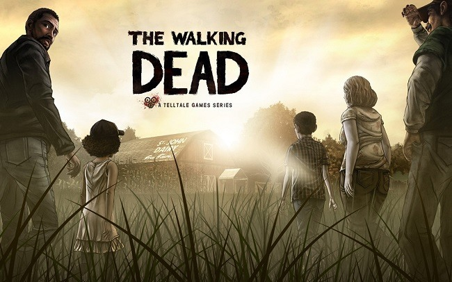 Image from The Walking Dead game