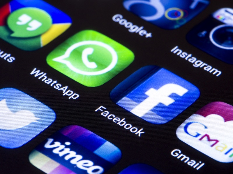 WhatsApp adding 'like' and 'mark as unread' buttons?