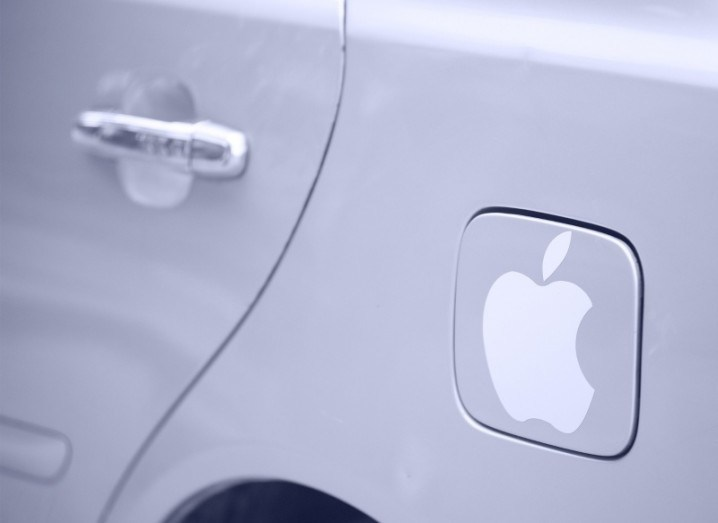 Apple Car logo