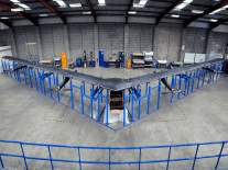 Meet Aquila, Facebook's first completed internet drone