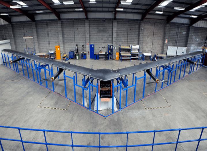 Aquila Facebook drone
