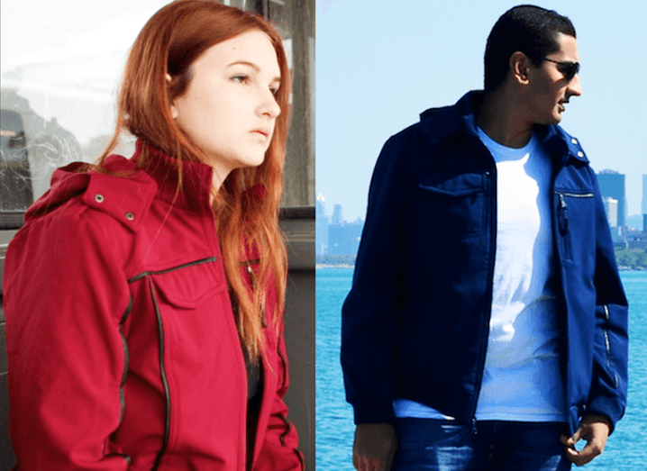 The BauBax Travel jacket