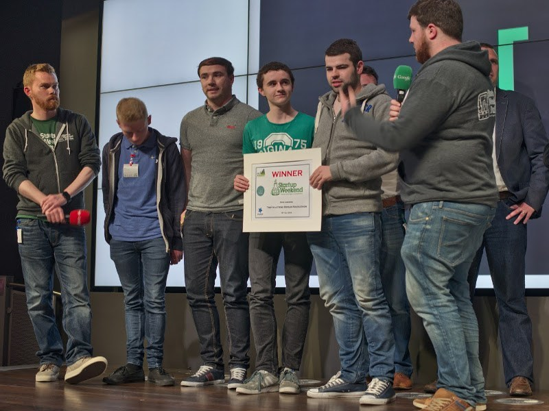 E-sports start-up Book-e triumphs at Start-up Weekend in Dublin