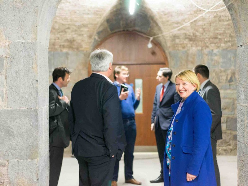 New start-up space for Dublin — Dogpatch and Ulster Bank to develop 8,000 sq ft vaults