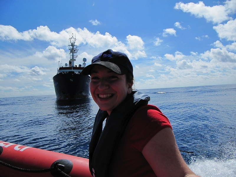 Marine geologist plumbs the depths of seabed landslides