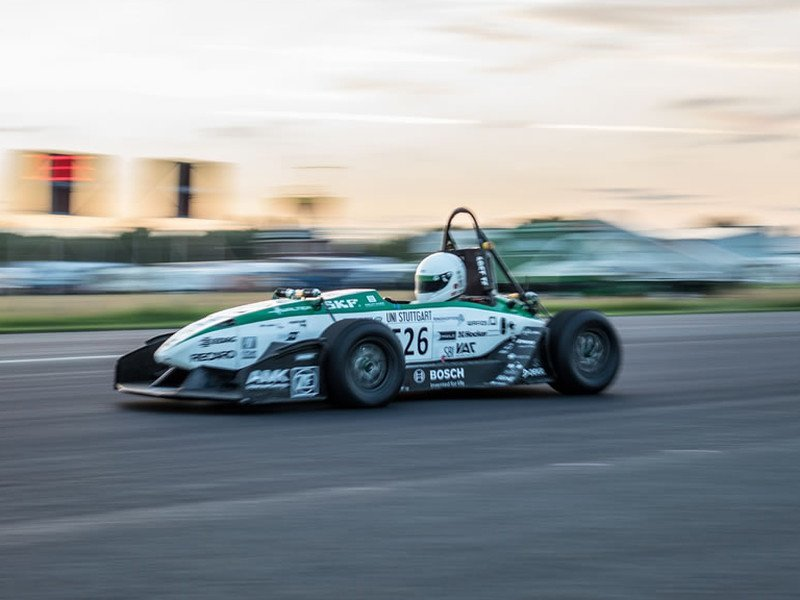 Watch: Electric car does 0-100 km/h in less than 2 seconds