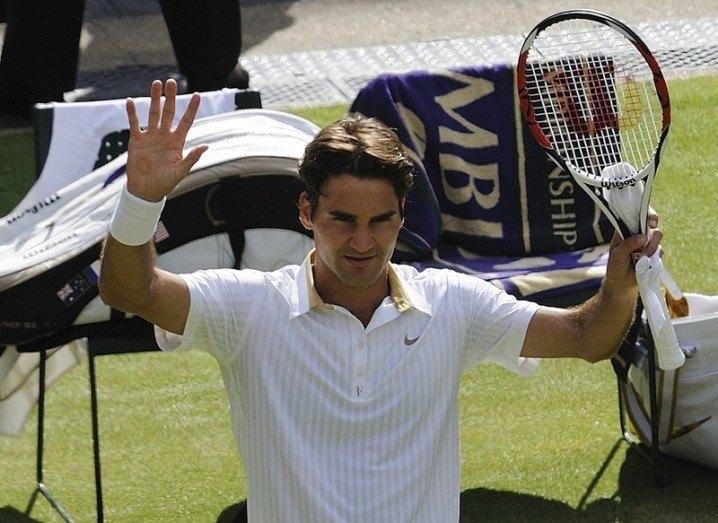 Federer 2009 - Wimbledon 2015