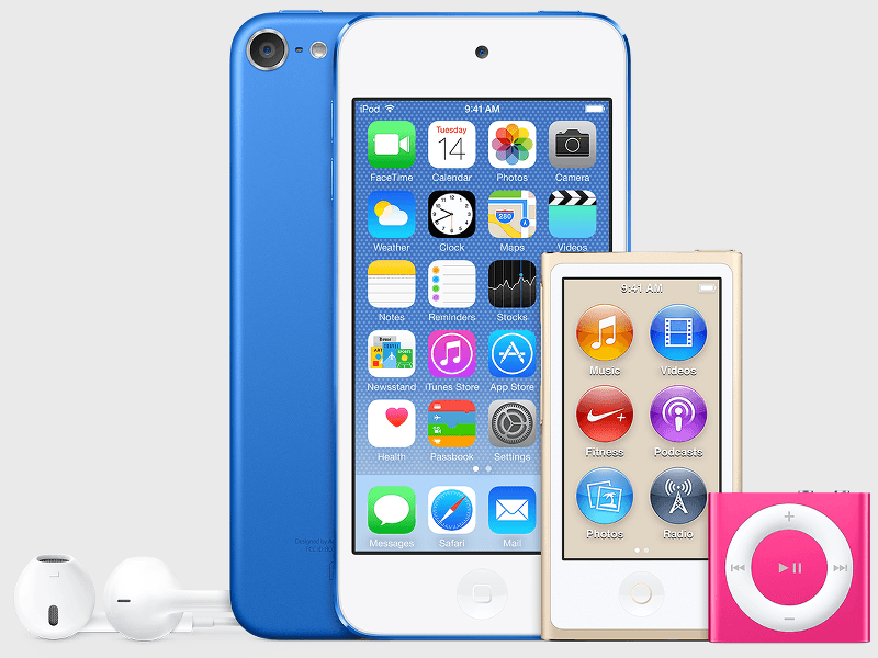New suite of iPods set to be released – iPod Touch upgraded
