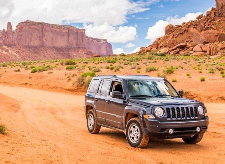 Jeep-shutterstock
