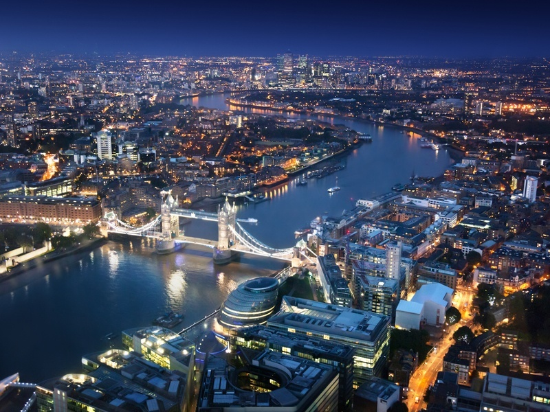 UK creates visionary £10m 'internet of cities' fund