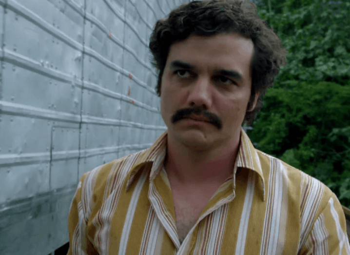 Pablo Escobar Netflix movie