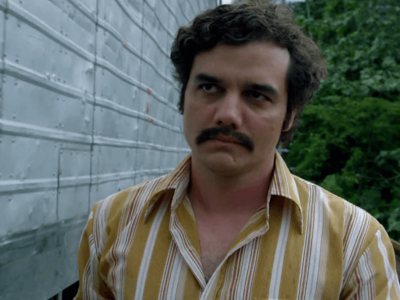 Netflix posts first look at Pablo Escobar series Narcos