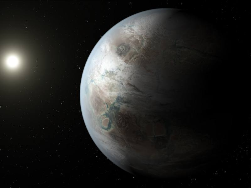 NASA announces the discovery of a planet it's calling Earth 2.0