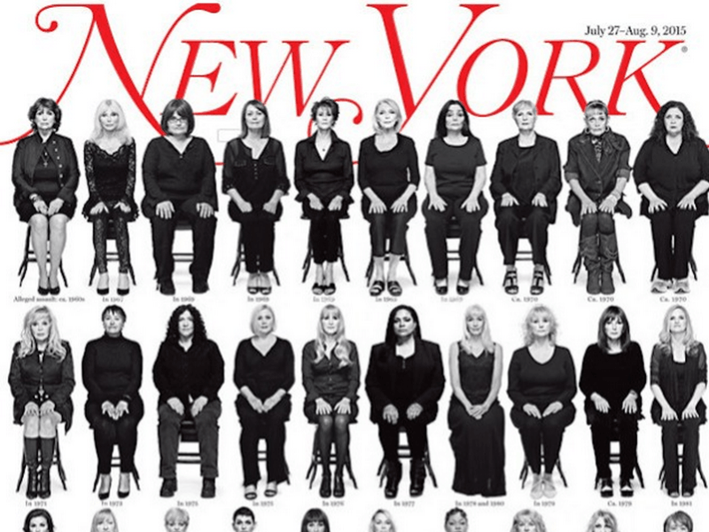New York magazine back online after DoS attack following Cosby cover