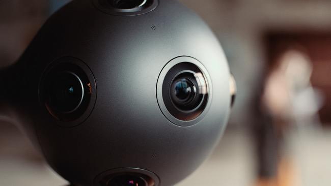 Nokia's OZO camera