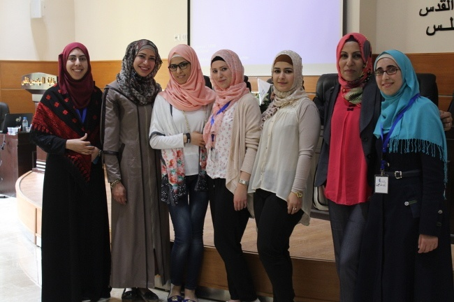 Arab Women in Computing. Photo by Ayah Soufan