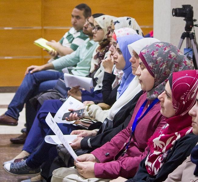 Nablus Tech Meetup, Palestine
