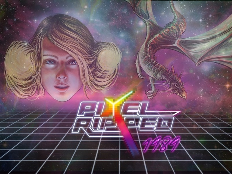 Oculus Rift takes gamers back to the '80s with this retro game within a game