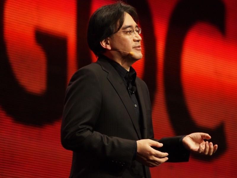 Satoru Iwata, Nintendo president, has died aged 55