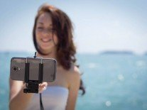 Teen saved from drowning… by a selfie stick