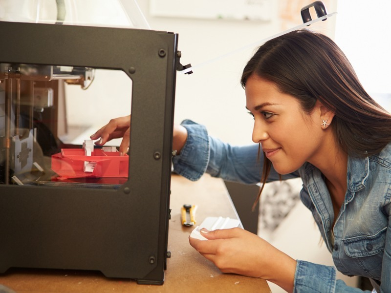 3D printing jobs secure and on the rise