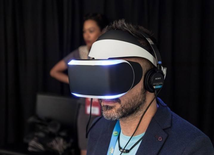 Nokia: Sony's virtual reality headset will be a competitor