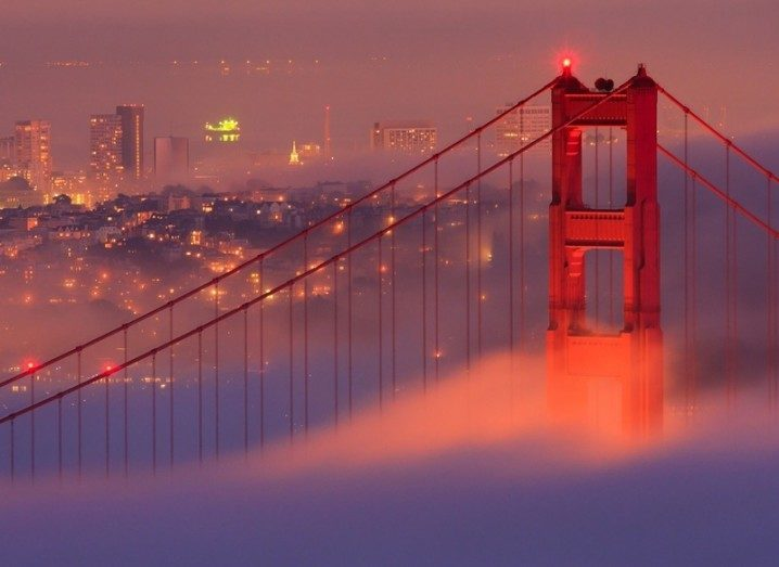 Dropbox: Golden Gate Bridge, San Francisco