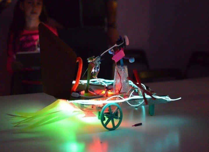 Tech makers littleBits design
