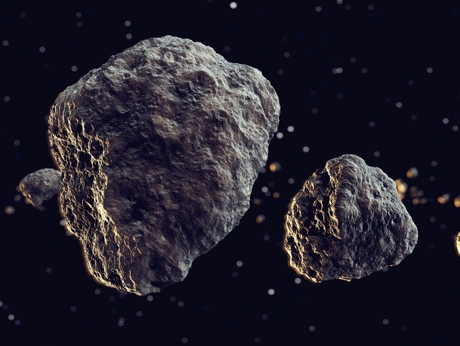 Asteroids Tomhanks and Megryan - naming space objects