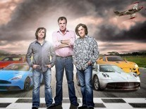 Clarkson, Hammond and May gear up for Amazon Prime Video