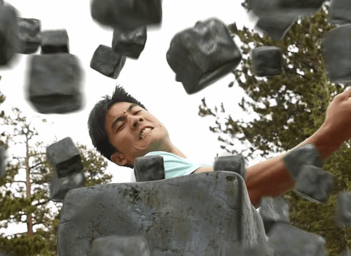 Nigahiga's Minecraft Movie trailer
