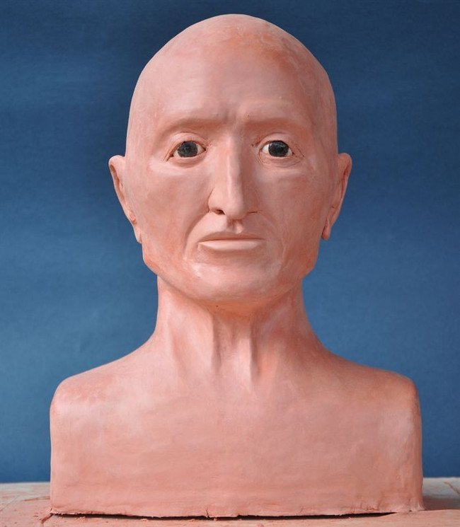 Pharaoh reconstruction stages